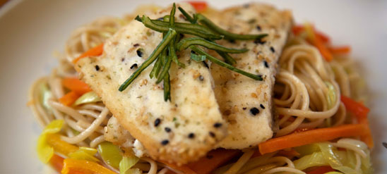 sesame-crusted-fish
