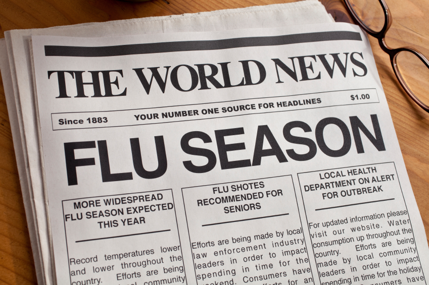 Flu seasons