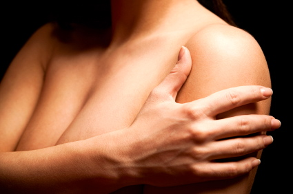 woman breasts breast