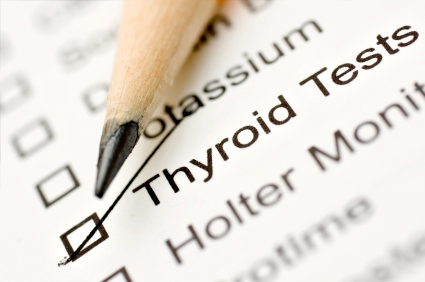 thyroid lab report