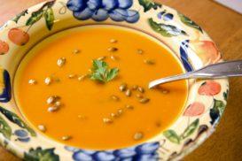 Savory Winter Squash Soup