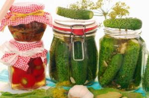 pickled vegetables pickles