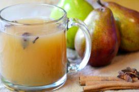 Spiced Pear Cider