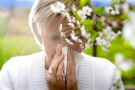 Spring is sneezing season for many people. Here's the remedy…
