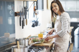 Start cooking to heal what's ailing you!