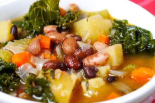 Hearty Beans and Vegetable Stew