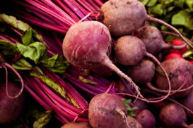 Do you think beets taste like dirt?