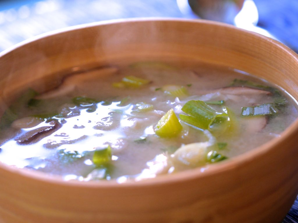 Immune Boosting Vegetable Congee
