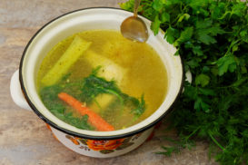 Simple Crock Pot Stock
