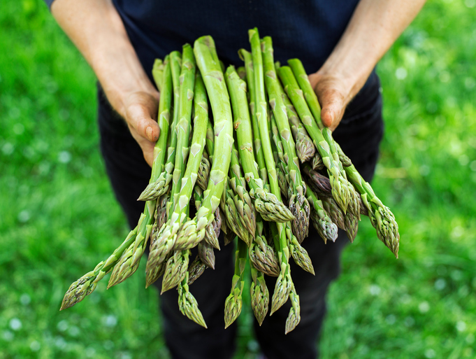 When it's asparagus season, eat it like crazy! Here's why...