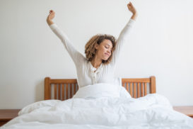 Wake up your body with morning stretches! Try this easy ancient exercise to boost energy.