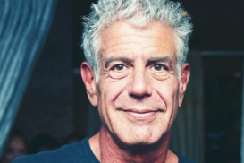 What's going on, Anthony Bourdain?