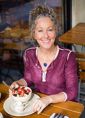Andrea Beaman, Health Educator, Chef, author and speaker