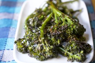 Charred Broccolini