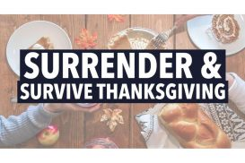 surrender and survive thanksgiving