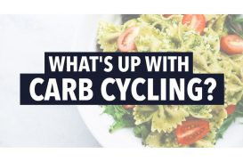 what's up with carb cycling